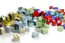 bigstock Pile of lego blocks isolated o 60588221