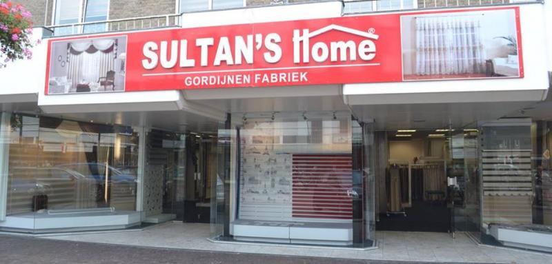 Openingstijden Sultans Home raamdecoratie gordijnen Kruisstraat 139 in Eindhoven