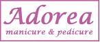 logo Adorea manicure en pedicure