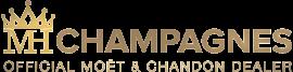 logo MH champagnes spirits wijnen