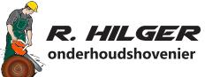 logo R. Hilger hoveniersdiensten