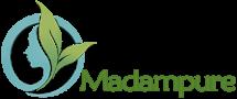 logo Madampure natuurlijke cosmetica