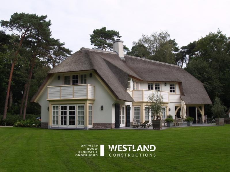Bouwbedrijf westland constructions bv in huizen aannemer for Bouwbedrijf huizen