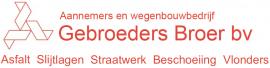 logo Aannemers en wegenbouwbedrijf Gebroeders Broer bv