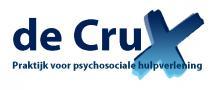 logo Praktijk de Crux voor christelijke therapie en hulpverlening