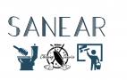 logo Sanear schoonmaakbedrijf