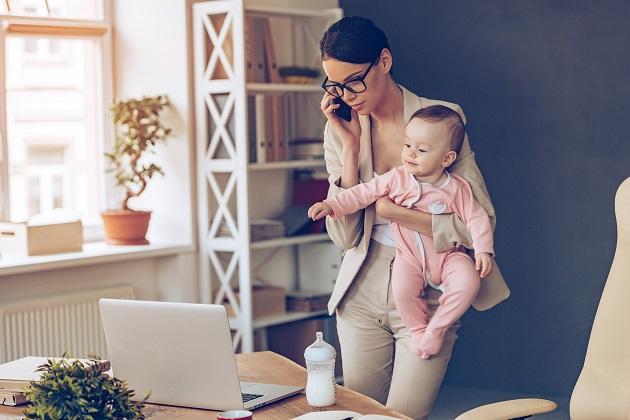 ZZP'en en kinderen: hoe combineert u dat?