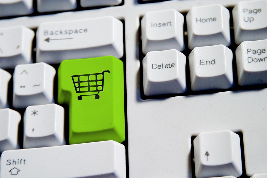 De vicieuze cirkel van het online winkelen