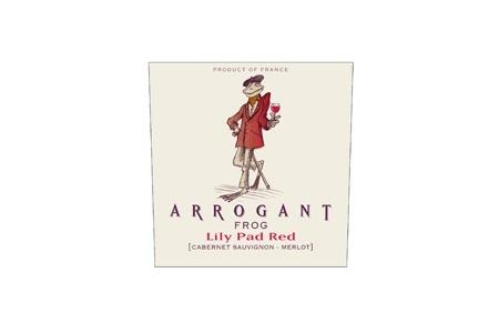 Arrogant Frog logo