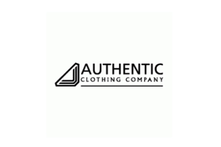 Authentic logo