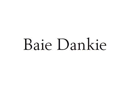 Baie Dankie logo