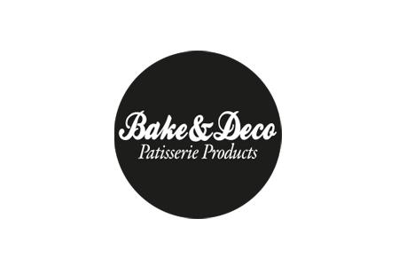 Bake & deco logo