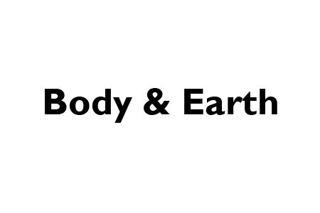 Body & Earth logo
