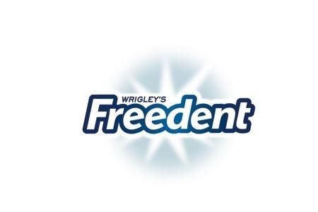 Freedent logo