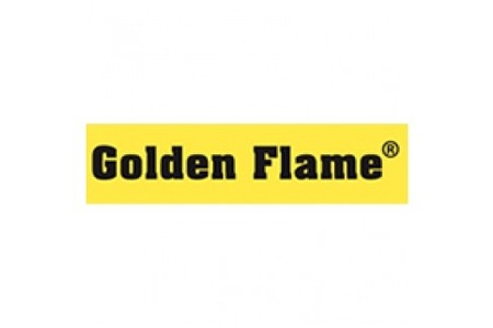 Golden Flame logo