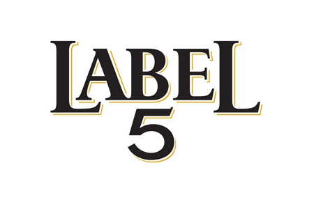 Label 5 logo