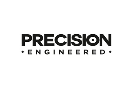 Precision Engineered logo
