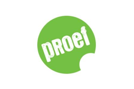 Proef logo