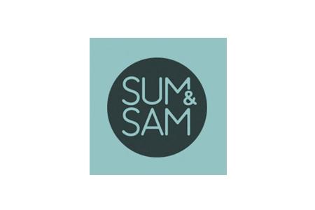 Sum & Sam logo