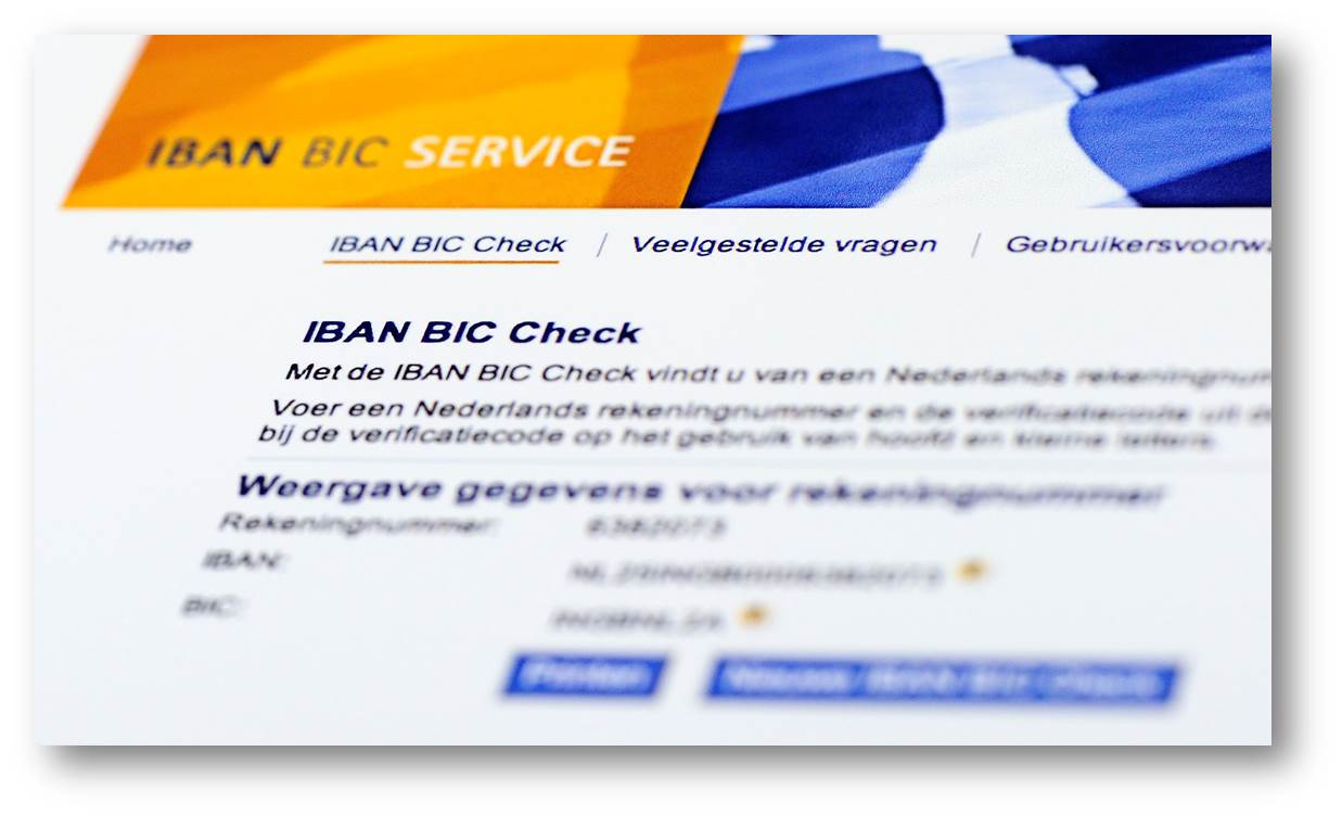 IBANcheck