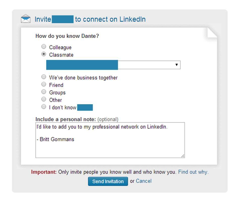 connectie-linkedin