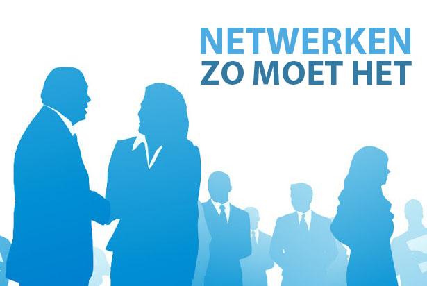 Netwerken, zo moet het