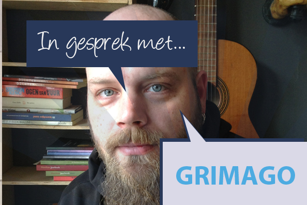 In gesprek met... Grimago
