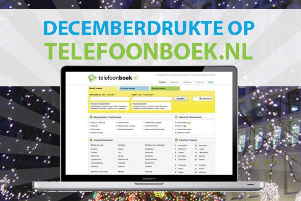 Topdrukte Telefoonboek.nl: correcte bedrijfsgegevens?