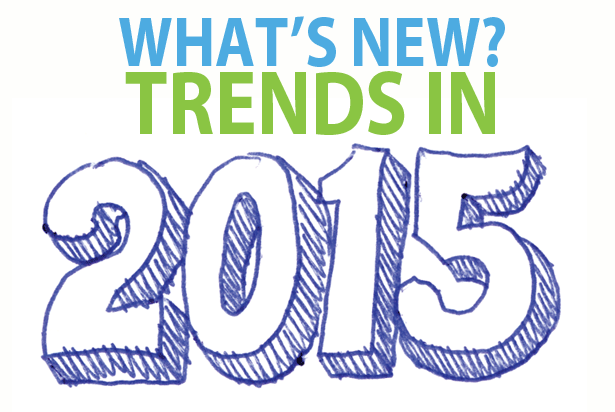 What's new: social media trends van 2015