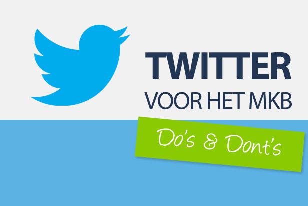 Uw bedrijf en Twitter: Do's and Don'ts