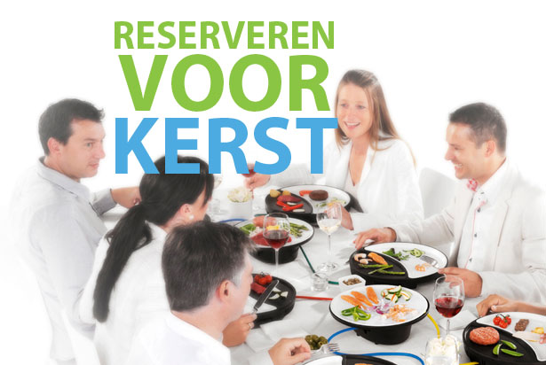 Nederlandse restaurants tijdens de feestdagen