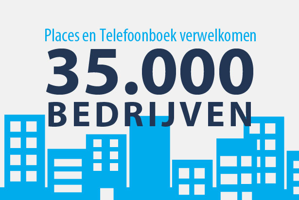 35.000 bedrijfsgegevens gewijzigd Telefoonboek.nl
