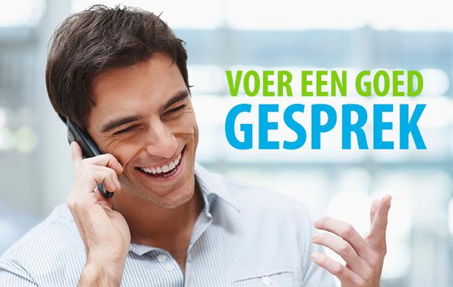 5 tips voor een goed telefoongesprek