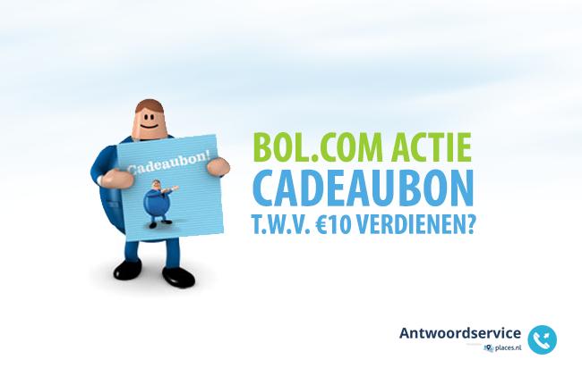Places Antwoordservice: doe mee met de Bol.com actie!