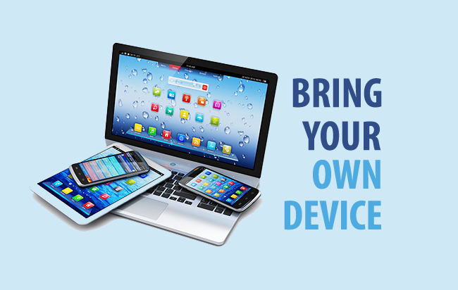 BYOD-regeling: Bring Your Own Device