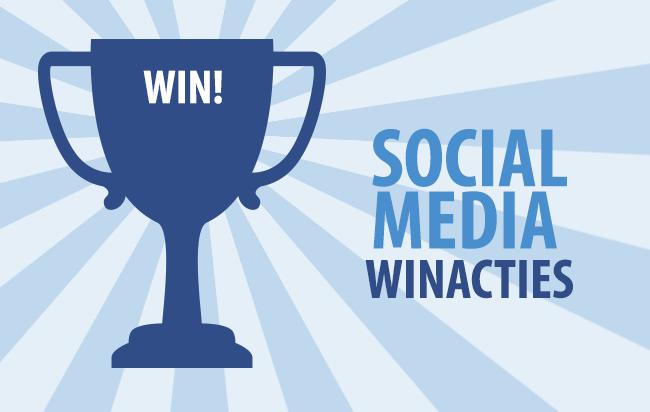 Social media: laat uw klant winnen