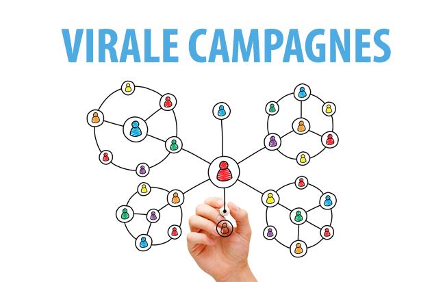 Virale campagnes op social media
