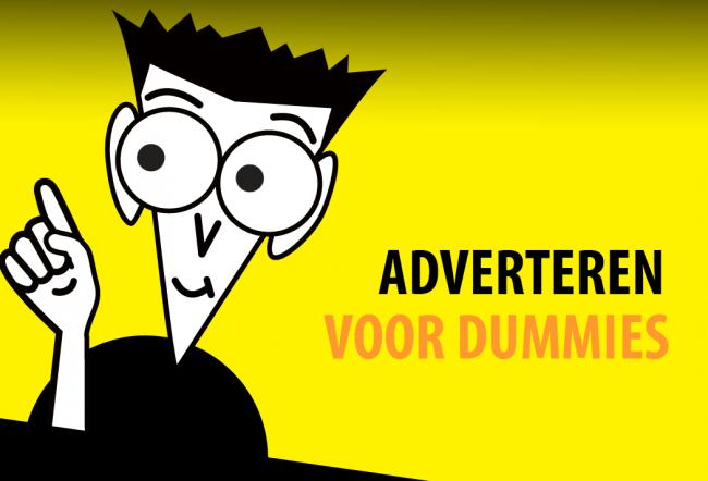Adverteren voor dummies: trek de aandacht van uw klant