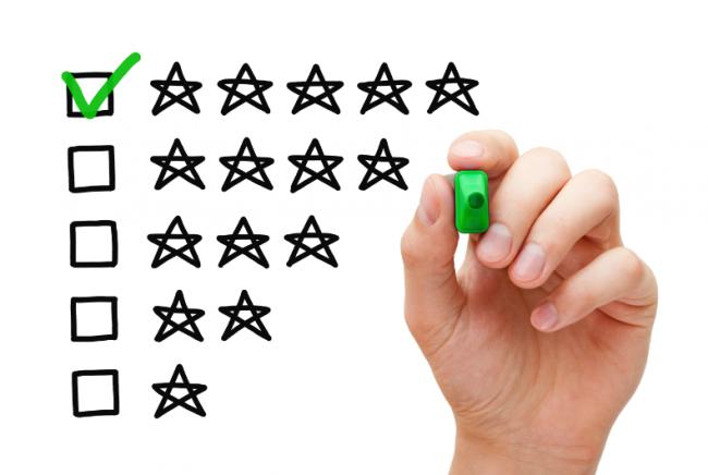 Reviews: nu ook in de wereld van B2B