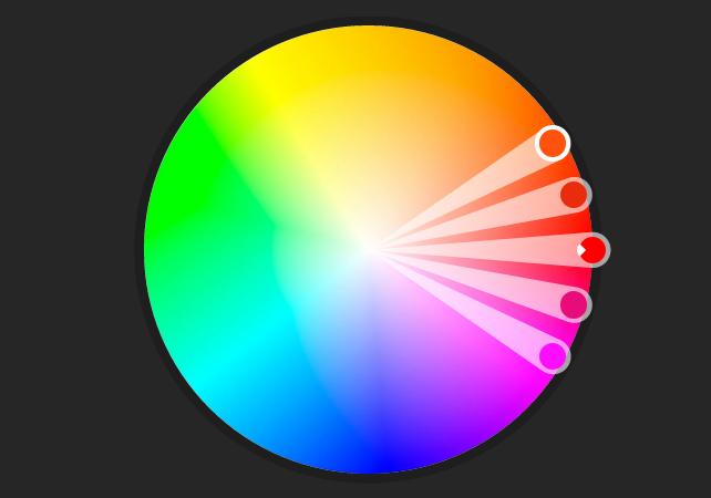 Optimaal kleurgebruik op uw website met Adobe Kuler