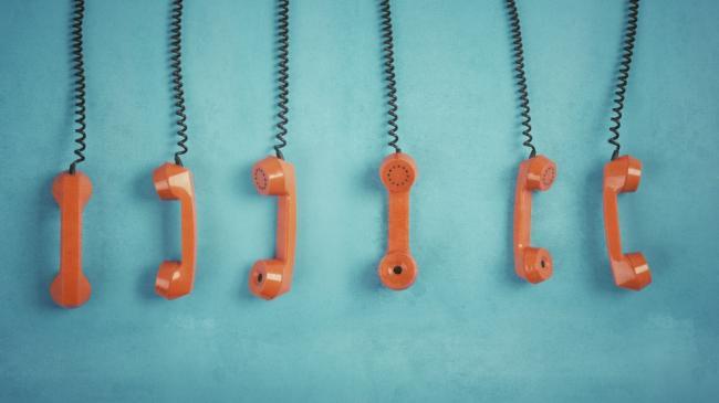 Omgaan met lastige bellers