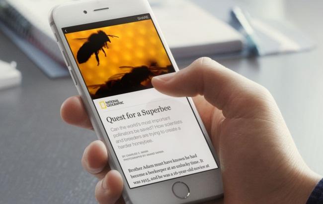 Facebook Instant Articles: nieuws in een oogopslag
