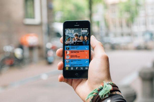 Handelen via uw smartphone? Leer beleggen met BUX!