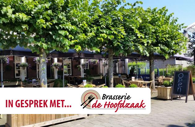 In gesprek met... Brasserie de Hoofdzaak