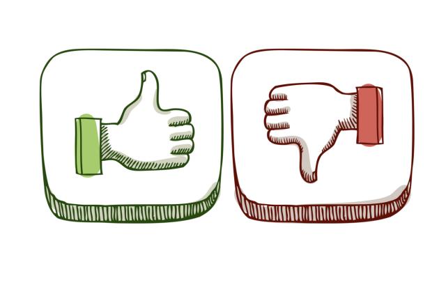 Sociale media: niet alleen rozengeur en maneschijn
