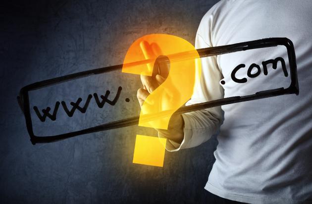 Professionaliseer uw website en kies de juiste domeinnaam!