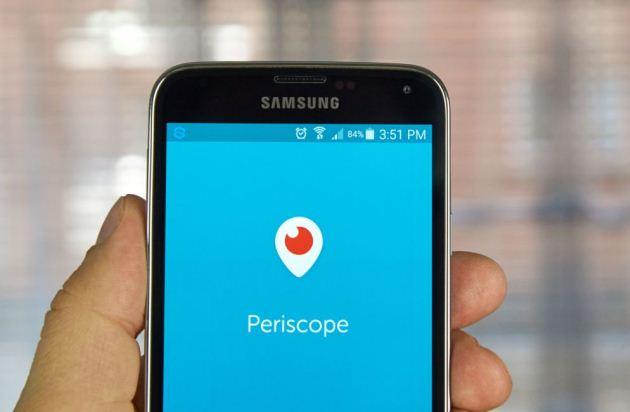 Periscope: de toekomst van Twitter?