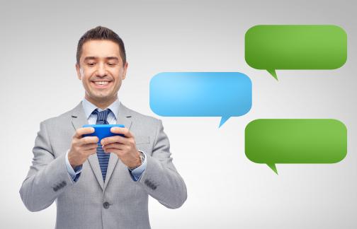 Bereik uw klant: E-mail vs. Messenger