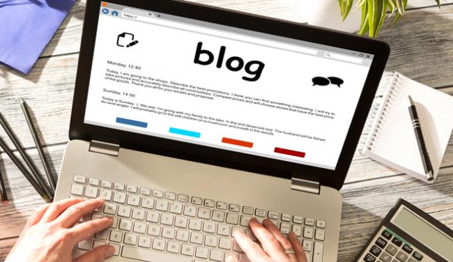 Vier redenen waarom u zou moeten bloggen!
