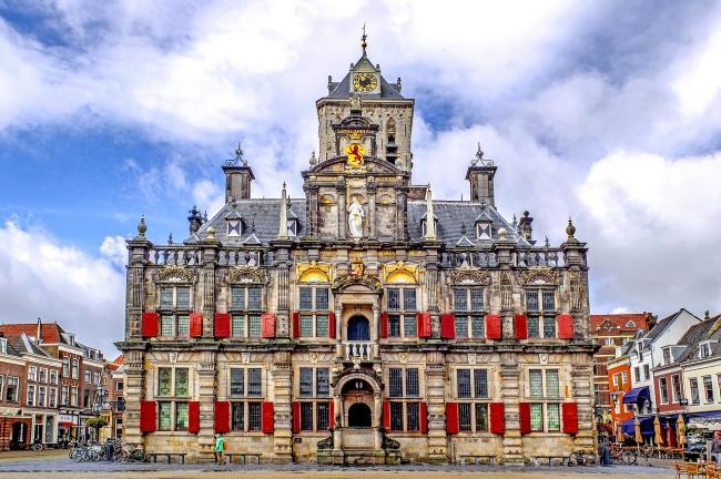 Gemeentehuizen in Nederland slecht bereikbaar